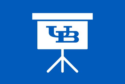 powerpoint slideshows - identity and brand - university at buffalo, Ub Presentation Template, Presentation templates