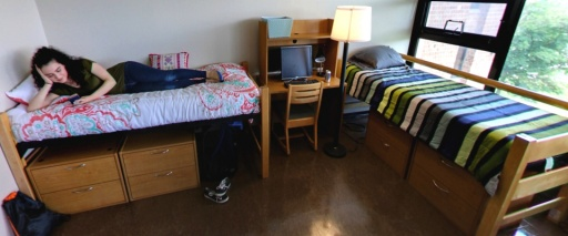 What Does My Room Look Like? - Campus Living - University at