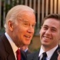 Swierski with Vice President Joe Biden