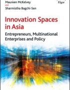 Innovation Spaces in Asia book cover.