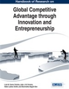 Global Competitive Advantage through Innovation and Entrepreneurship book cover.