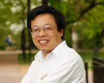 Guoliang Yu, Professor and Powell Chair in Mathematics, Texas A & M University.