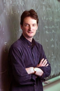 Mark Newman, Anatol Rapoport Distinguished University Professor of Physics, Complex systems statistical physics theory, University of Michigan.