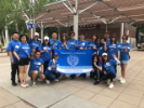 UB alumni participating in Alumni Day of Service 2019 in Beijing
