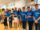 UB alumni participating in Alumni Day of Service 2019 in Hong Kong