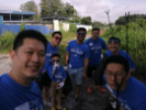 UB alumni participating in Alumni Day of Service 2019 in Penang