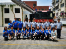 UB alumni participating in Alumni Day of Service 2019 in Shanghai