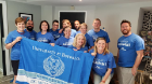 UB alumni participating in Alumni Day of Service 2019 in District of Columbia