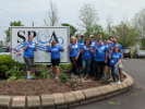 You can make an impact in your community, as many young alumni are front and center for UB's annual Alumni Day of Service projects around the globe.