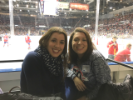 Make your hockey games even better with fellow alumni to cheer with!