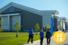 In 2019, UB opens the Murchie Fieldhouse for students and athletes and reaches a historic Boldly Buffalo half-billion dollar mark.