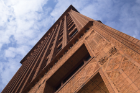 "From ""See It Through Buffalo."" The facade restoration of Louis Sullivan's Guaranty Building was the first architectural project for UB industry partner Boston Valley Terra Cotta. Photo: East-West Divides © John Paget"