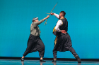 OAS Dabke Troupe, composed of a diverse group of students from different cultures and nationalities, aims to raise awareness of Middle Eastern folk dance.