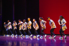AASU Vibe, the Asian American Student Union's dance team, performed a hip-hop number.