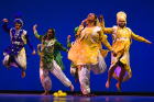Bhangra usually performs with Indian SA, but this year the group also performed a solo number to showcase the dance.