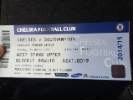 A ticket to the UB team's first Barclays Premier League game on the tour: Chelsea vs. Southampton.