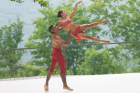 Here in this Eden. Photo: Christopher Duggan courtesy of Jacob's Pillow Dance.