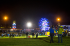 Homecoming carnival. Photo: Meredith Forrest Kulwicki