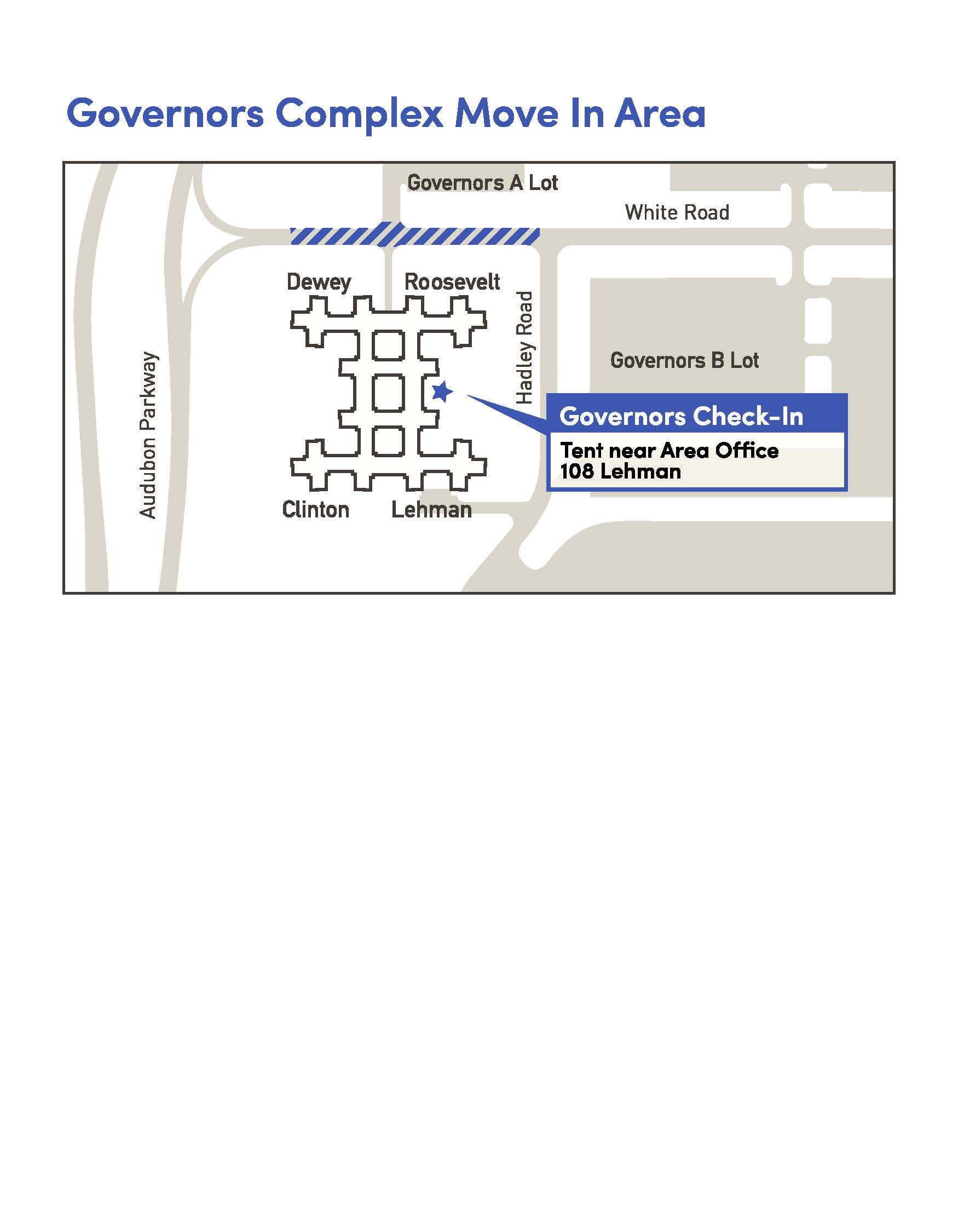 Move In - Campus Living - University at Buffalo