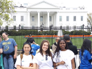 EOC students Visiting Washington DC