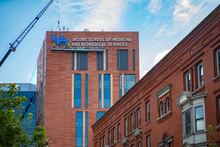 U Buffalo Medical School Celebrating the new ho...