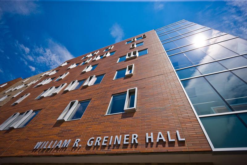 Greiner Hall - Administrative Services Gateway