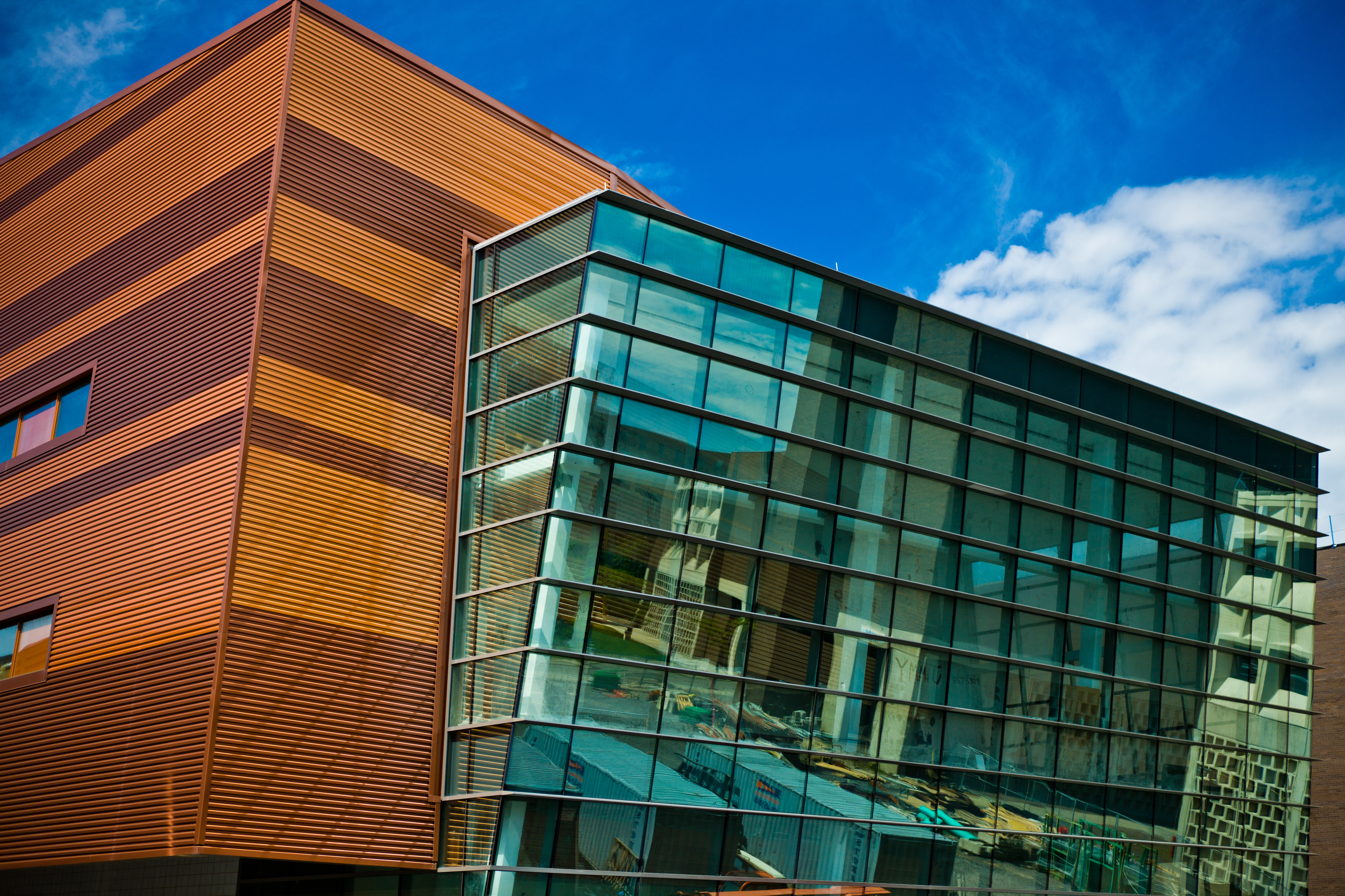 Davis Hall Earns Leed Gold For Eco Friendly Features