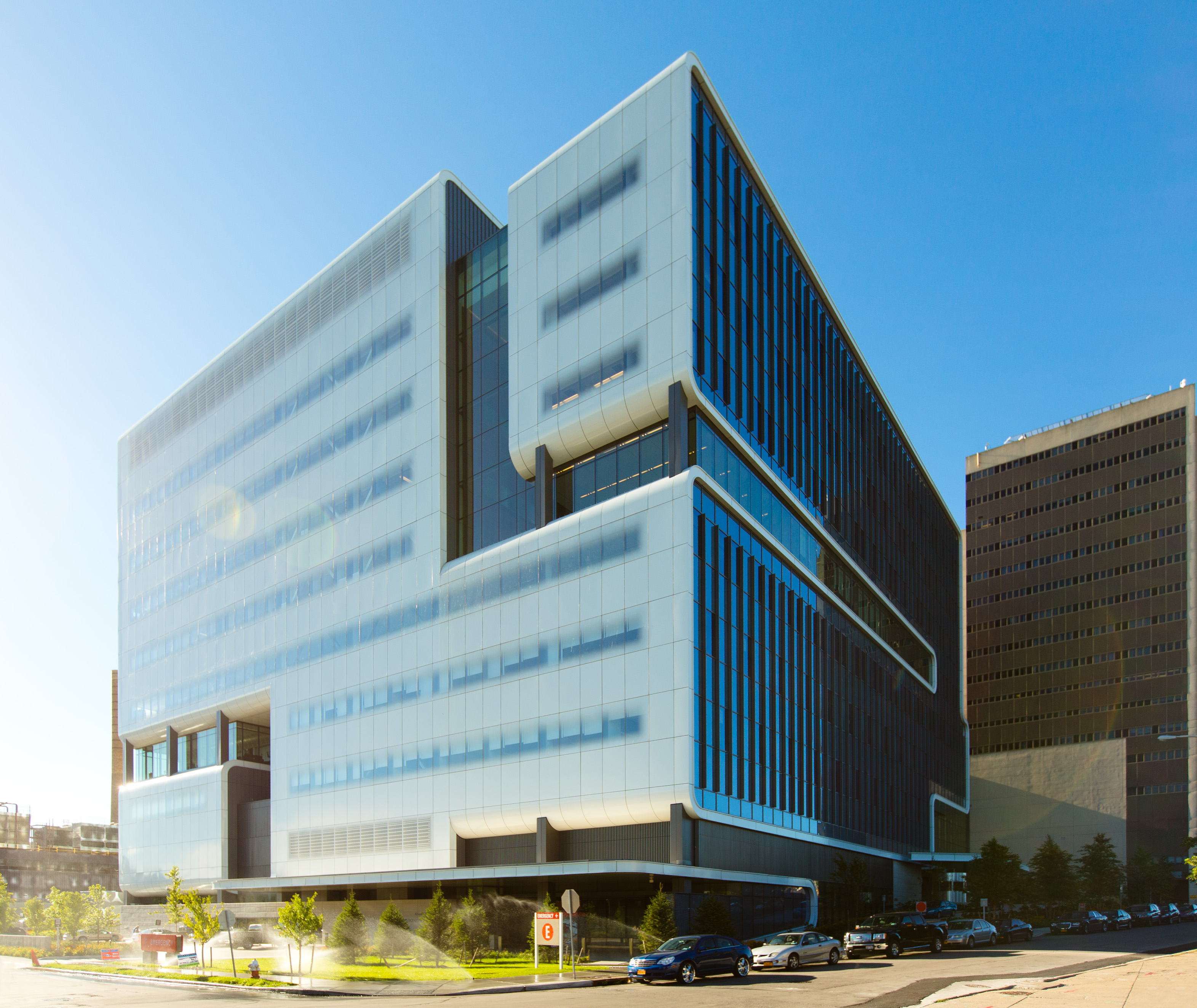 Greiner Hall And Ub Kaleida Health Building Win Awards For