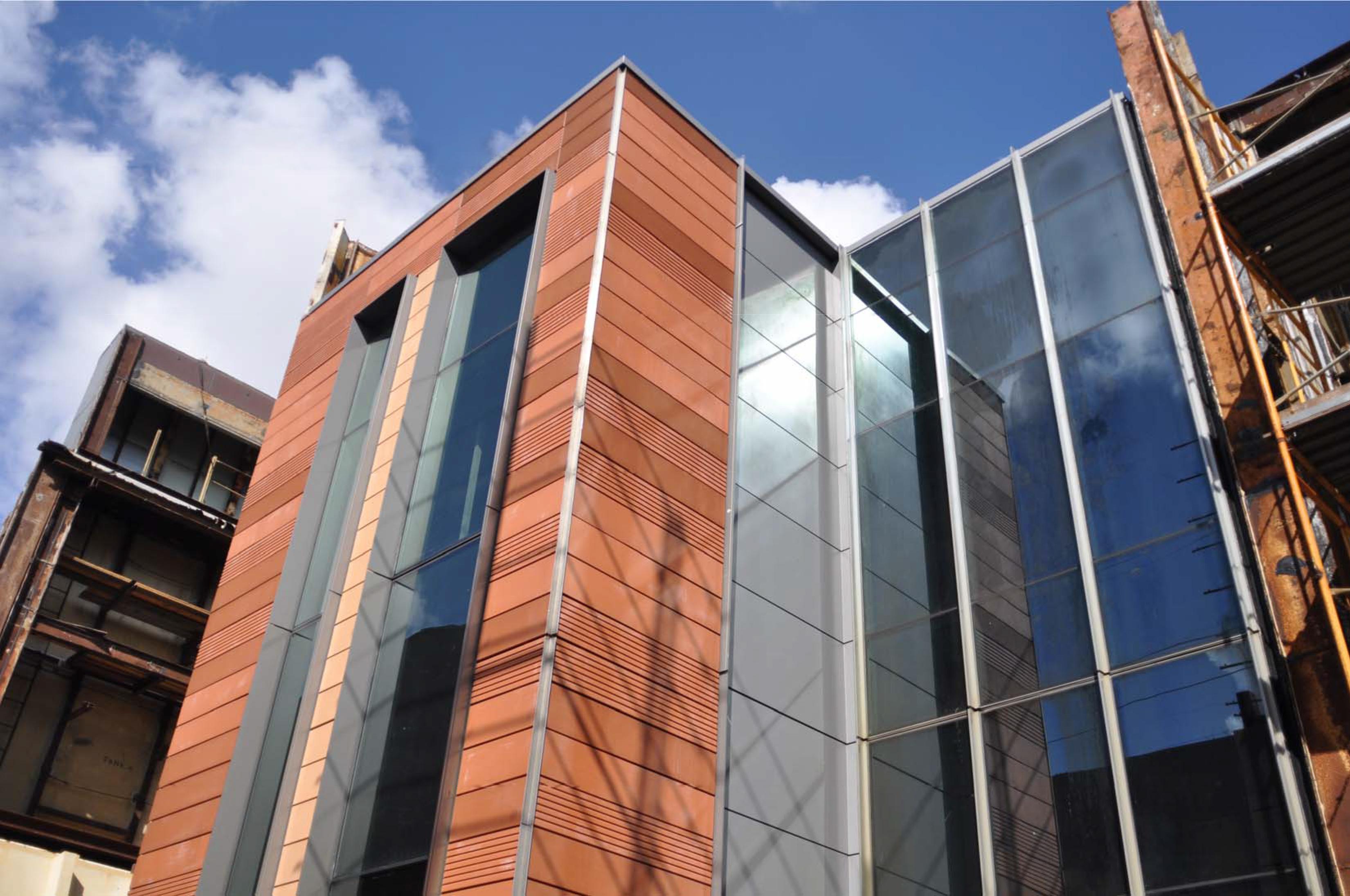 Mockup Of Ub S New Medical School Passes Worst Case