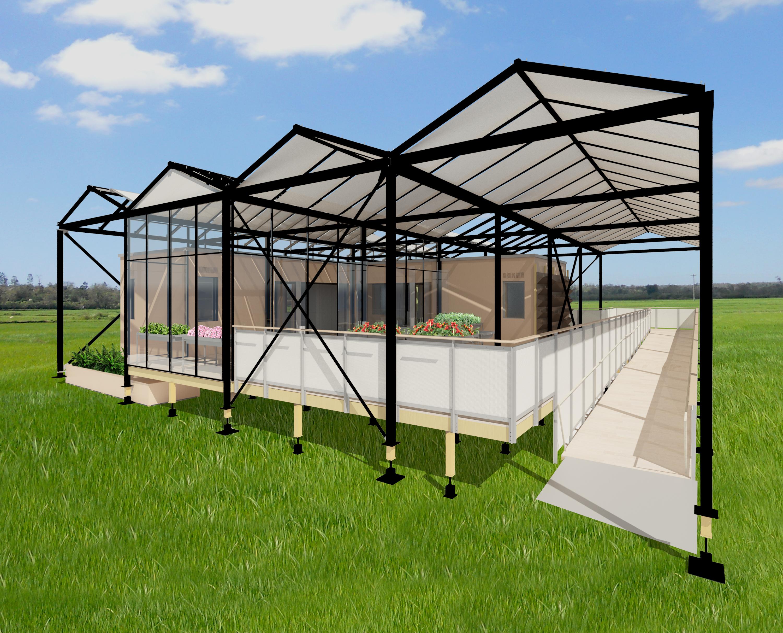 Media advisory ub solar home to see the light of day for Solar decathlon 2015
