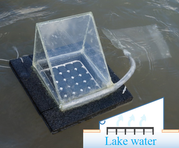 Academics Build Ultimate Solar Powered Water Purifier