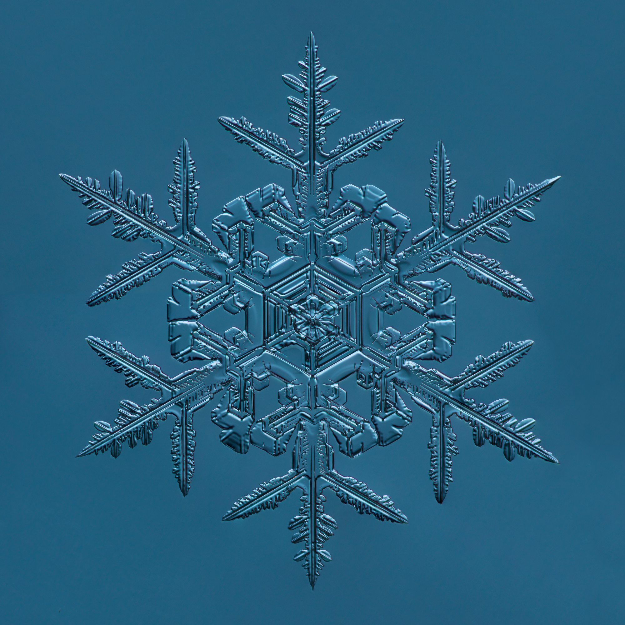 The Chemistry Of Snowflakes Explained University At Buffalo