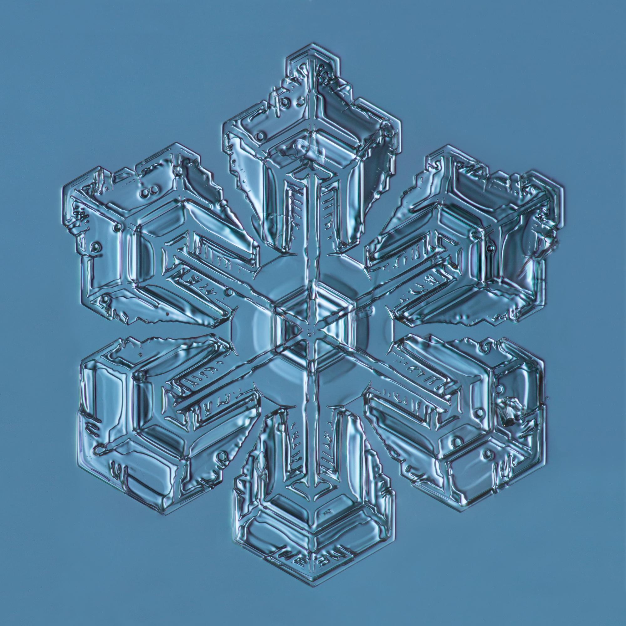 The chemistry of snowflakes, explained - University at Buffalo