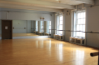 Dance Studio - 117 Clark Hall