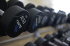 Fitness Center Weights - 203 Clark Hall