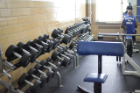 Fitness Center - 203 Clark Hall