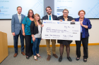 Belmont Housing Resources for Western New York will receive $2,000, thanks to the winning pitch delivered by its Social Impact Fellows.