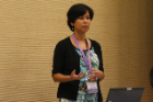 "RIA's Rina Das Eiden, PhD, presented ""Importance of Early Intervention"""
