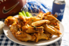 A staple on game-day…but this is Buffalo, so any day is a good day for chicken wings.