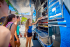Food truck with friends – a great combination!