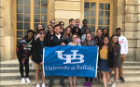 On a self-guided walking tour of the Palace of Versailles, UB students learned about the residence of Marie Antoinette and the history of her and her family turmoil.
