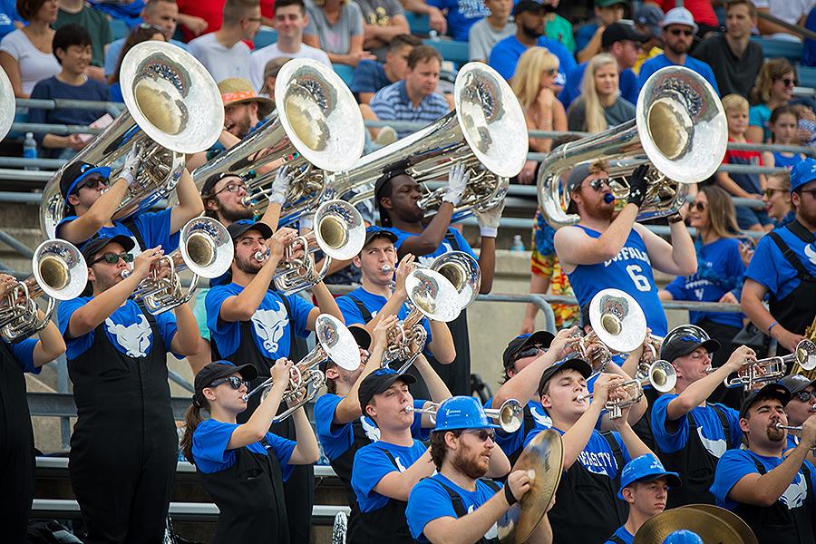 Marching Band - Student Life Gateway - University at Buffalo
