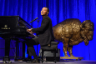 John Legend (Academy Award-Winning Songwriter, Singer, Musician, Producer, Philanthropist and Entrepreneur) at the UB Alumni Arena on December 3, 2015