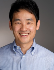 A picture of Dr. David Lee, smiling.