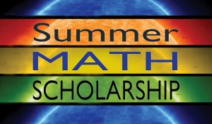 Summer Math Scholarship