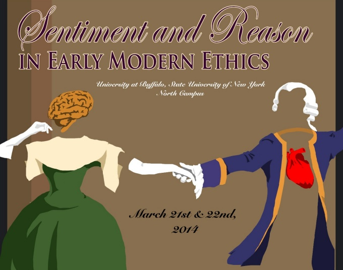 Sentiment and Reason in Early Modern Ethics.