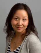 Portrait of UB communication researcher Janet Yang.