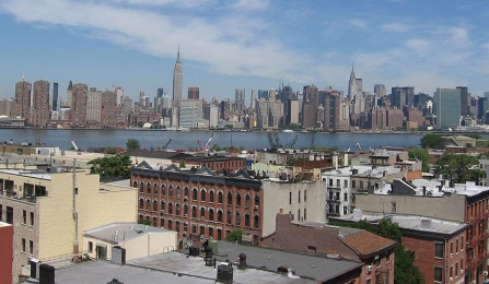 Photo of Greenpoint, Brooklyn.