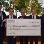 Photo of UB winners of 2013 Whitman Case Competition.