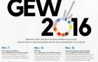 Global Entrepreneurship Week event flyer.